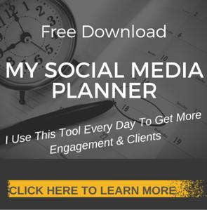 Social-Media-Planner-Template